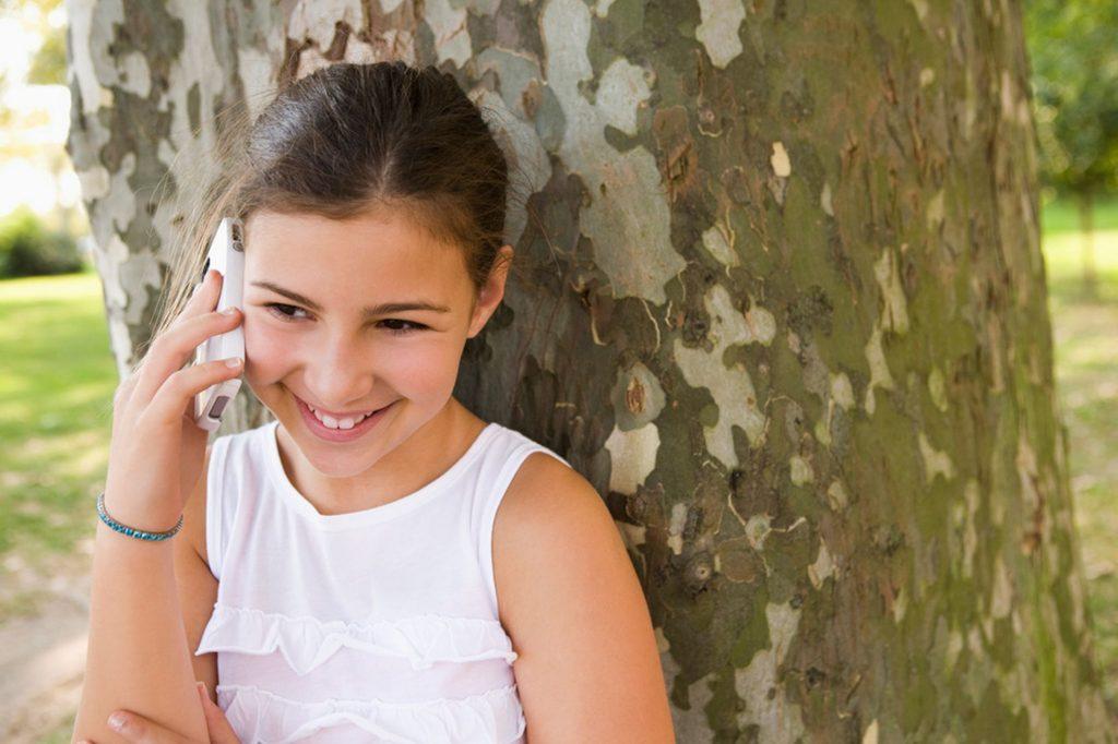 Girl-talking-on-cellphone