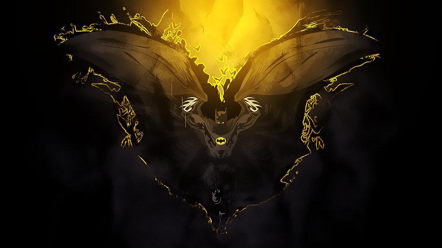 http://flink-design.deviantart.com/art/Batman-Illustration-338930754