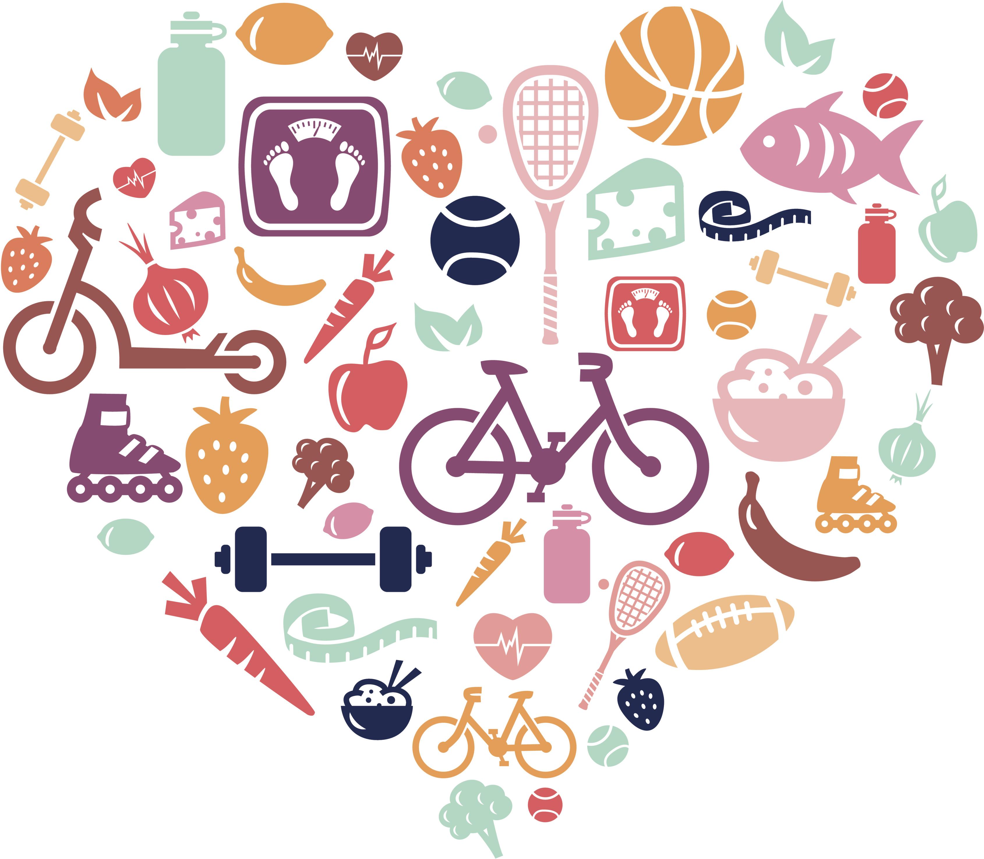 heart of healthy habits