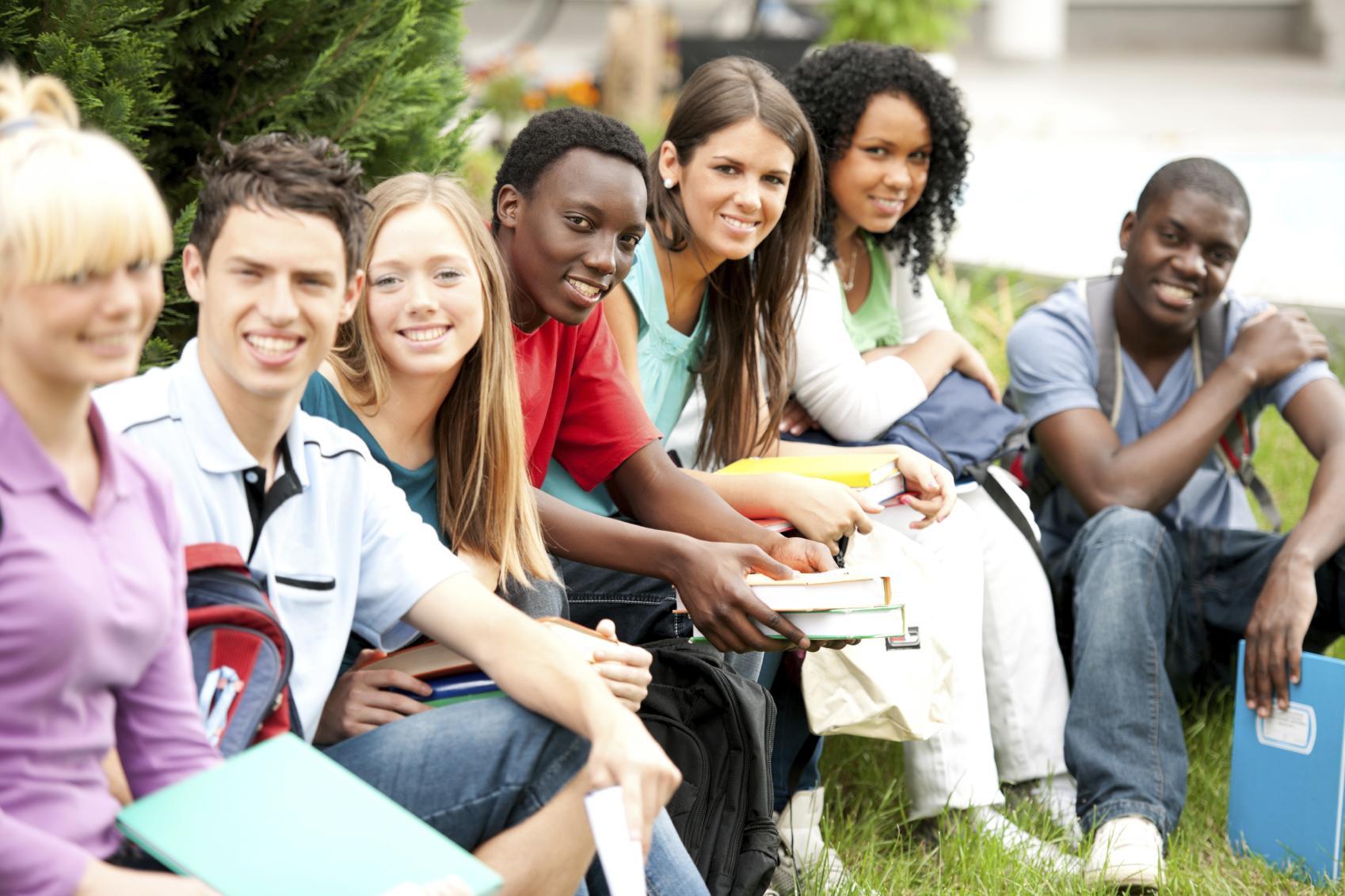 Студенты в отеле 6 фотография