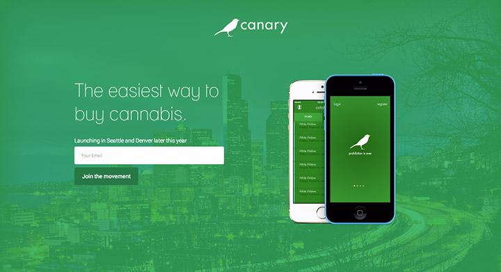 canary app website