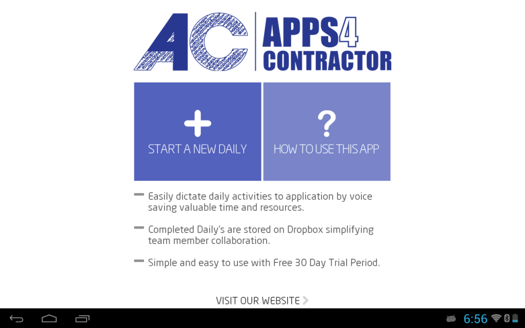 Daily Log Pro: Your Modern Day Jobsite Reporting Software