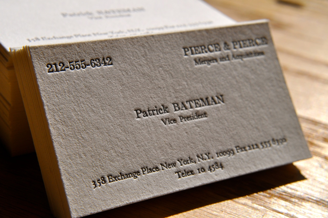 Get your fancy business card on goodprint reheart Images