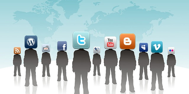 Choose Correct Social Media
