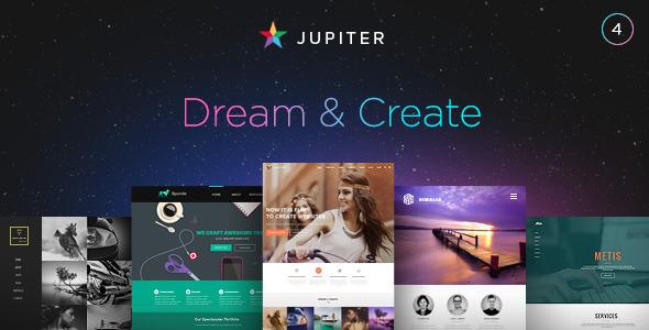 jupiter business wordpress theme