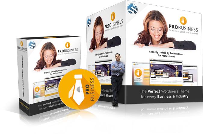 amazing pro business wordpress theme