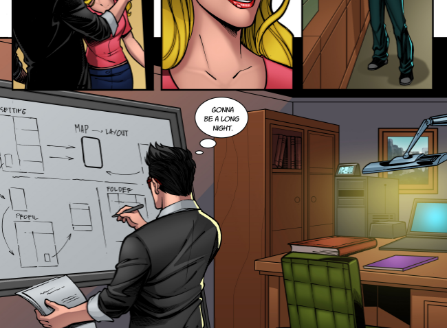 UXHero - Comics3